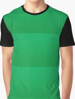 Lego texture green Graphic T-Shirt
