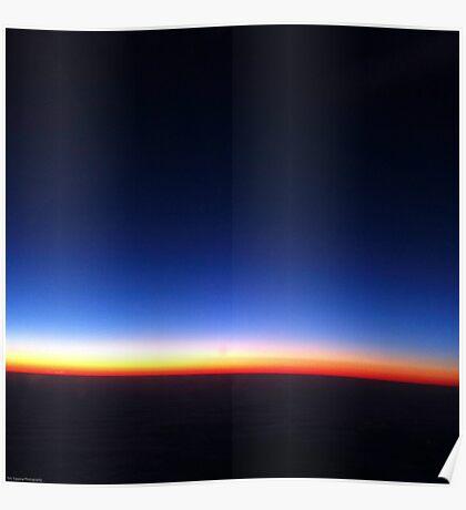 Perpetual Sunset Poster