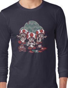 Tragic Mushrooms Long Sleeve T-Shirt