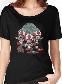 Tragic Mushrooms Women's Relaxed Fit T-Shirt