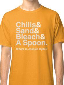 Utopia Jetset (White) Classic T-Shirt
