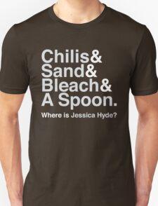Utopia Jetset (White) T-Shirt