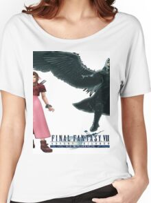 Aerith & Sephiroth - FFVIIACC (My Version) Women's Relaxed Fit T-Shirt