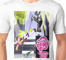 Final Fantasy VII: The Sacrifice Of Cloud - My Little Pony Version Unisex T-Shirt