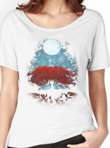 For Ever Women's Relaxed Fit T-Shirt