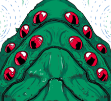Toxic Jungle Sticker