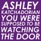 Ashley Katchadorian by SevLovesLily