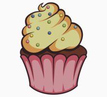 Cupcake by Carina Reis