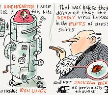 The Ruff Virus by Ellis Nadler