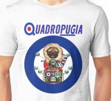 QUADROPUGIA Unisex T-Shirt