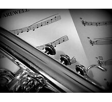 Flugel Music Photographic Print