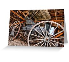Ready To Roll Greeting Card