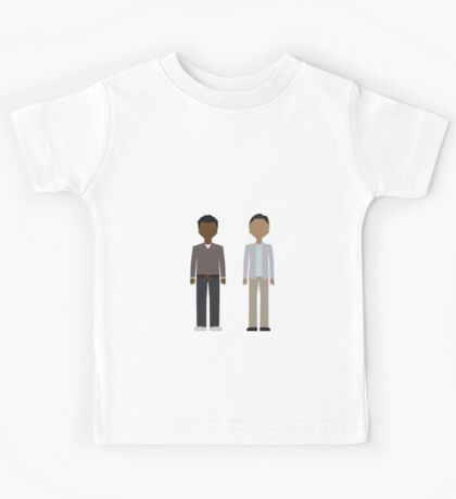 Troy & Abed in the Morning Kids Tee