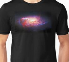 Spiral Galaxy, space, astronomy, colorful Unisex T-Shirt