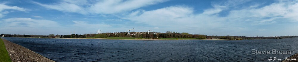 Strathclyde Park Pano 2 by Stevie B