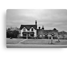 Duddleswell Tea Rooms #1 Canvas Print