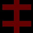 Celebritarian Cross RED by aamazed