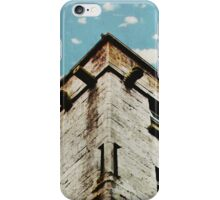 Spinning Over My Head iPhone Case/Skin