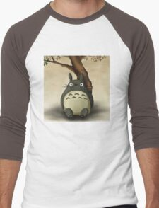 totoro dreamy  Men's Baseball ¾ T-Shirt
