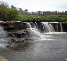 Waterfall: take 2 by Stevie B