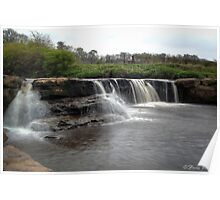 Waterfall: take 2 Poster