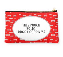 Dog bag - great for treats, dog walks or the dog park Studio Pouch