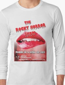 The Rocky Horror Show – 2013 Long Sleeve T-Shirt