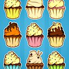 Cupcakes by Carina Reis