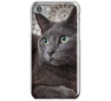 Mitzy The Cat iPhone Case/Skin