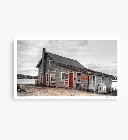 Cundy's Harbor, Maine Canvas Print