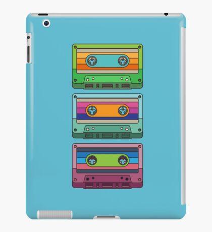 Three's a Crowd  iPad Case/Skin