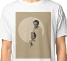 Troy and Abed being sad Classic T-Shirt