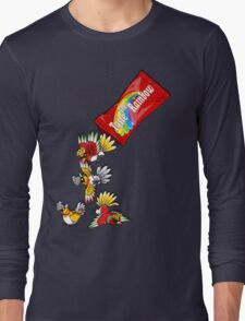 comes in shiny flavour Long Sleeve T-Shirt