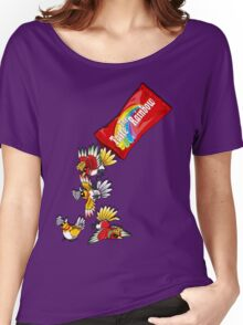 comes in shiny flavour Women's Relaxed Fit T-Shirt
