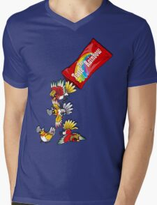 comes in shiny flavour Mens V-Neck T-Shirt