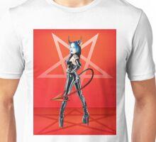 Devil Girl Unisex T-Shirt