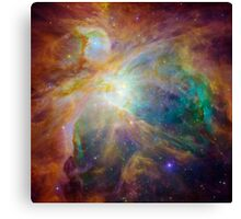 Orion Nebula, space, astronomy, science, astrophysics Canvas Print