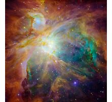 Orion Nebula, space, astronomy, science, astrophysics Photographic Print