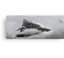 Top of the Clouds Canvas Print