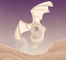 Air - Dragon of the Clouds by KittenPokerUK