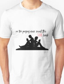 No Two Persons Ever Read the Same Book T-Shirt