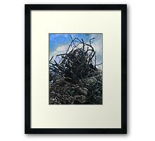 Transformers Unplugged  Framed Print