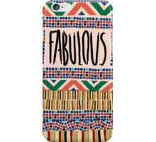 Fabulous A.K.A. Rug iPhone Case/Skin