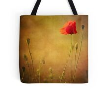 Evening Glory Tote Bag