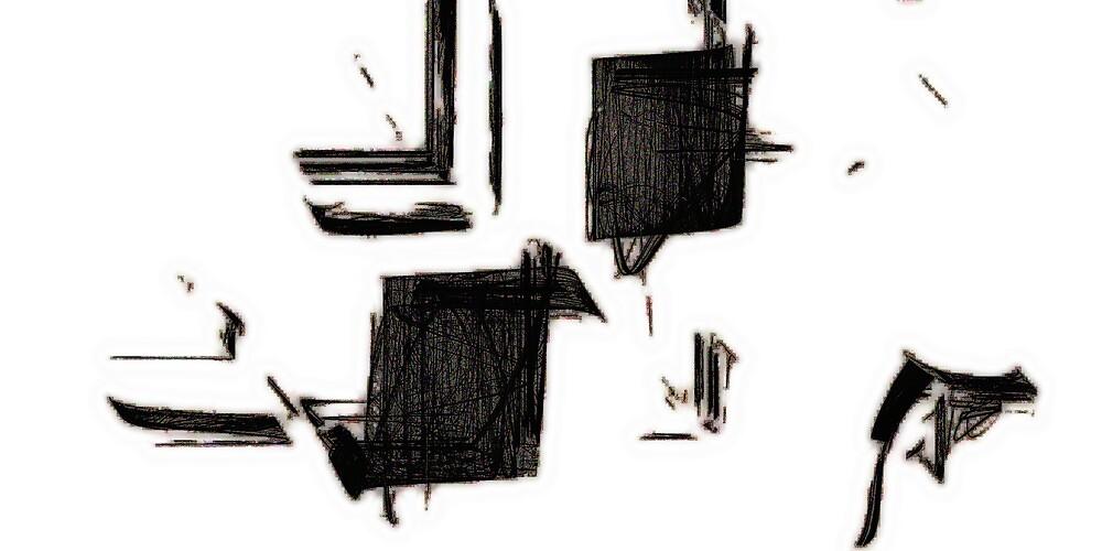 The Caged Bird #1 by Benedikt Amrhein