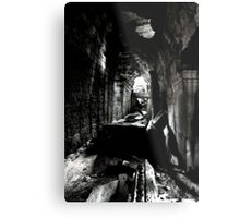 Passage, Cambodia Metal Print