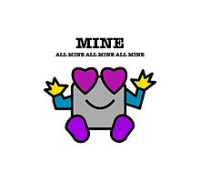 Mine All Mine Silly by Sue Cervenka