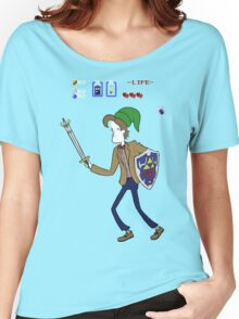 Ocarina of Timelord Women's Relaxed Fit T-Shirt