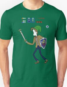 Ocarina of Timelord Unisex T-Shirt