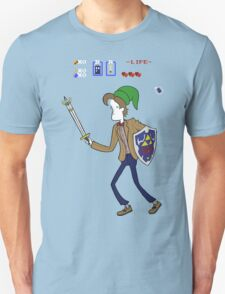 Ocarina of Timelord T-Shirt